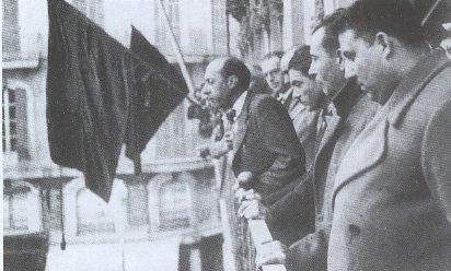 Emili Darder a la proclamació de la República