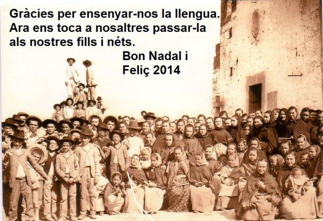 Foto Bon Nadal 2013-2014