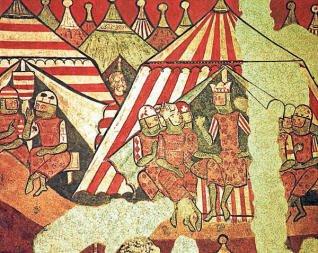 Jaume I i Berenguer de Palou