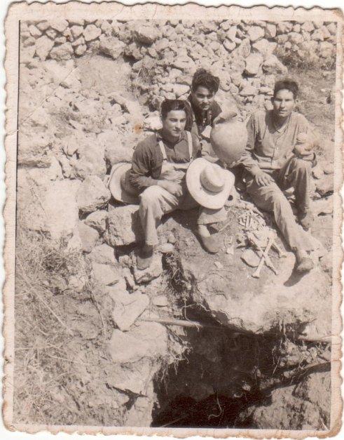 Excavacions Cas Quitxero 1