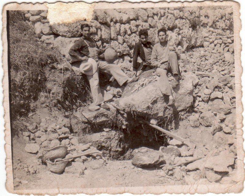 Excavacions Cas Quitxero 2